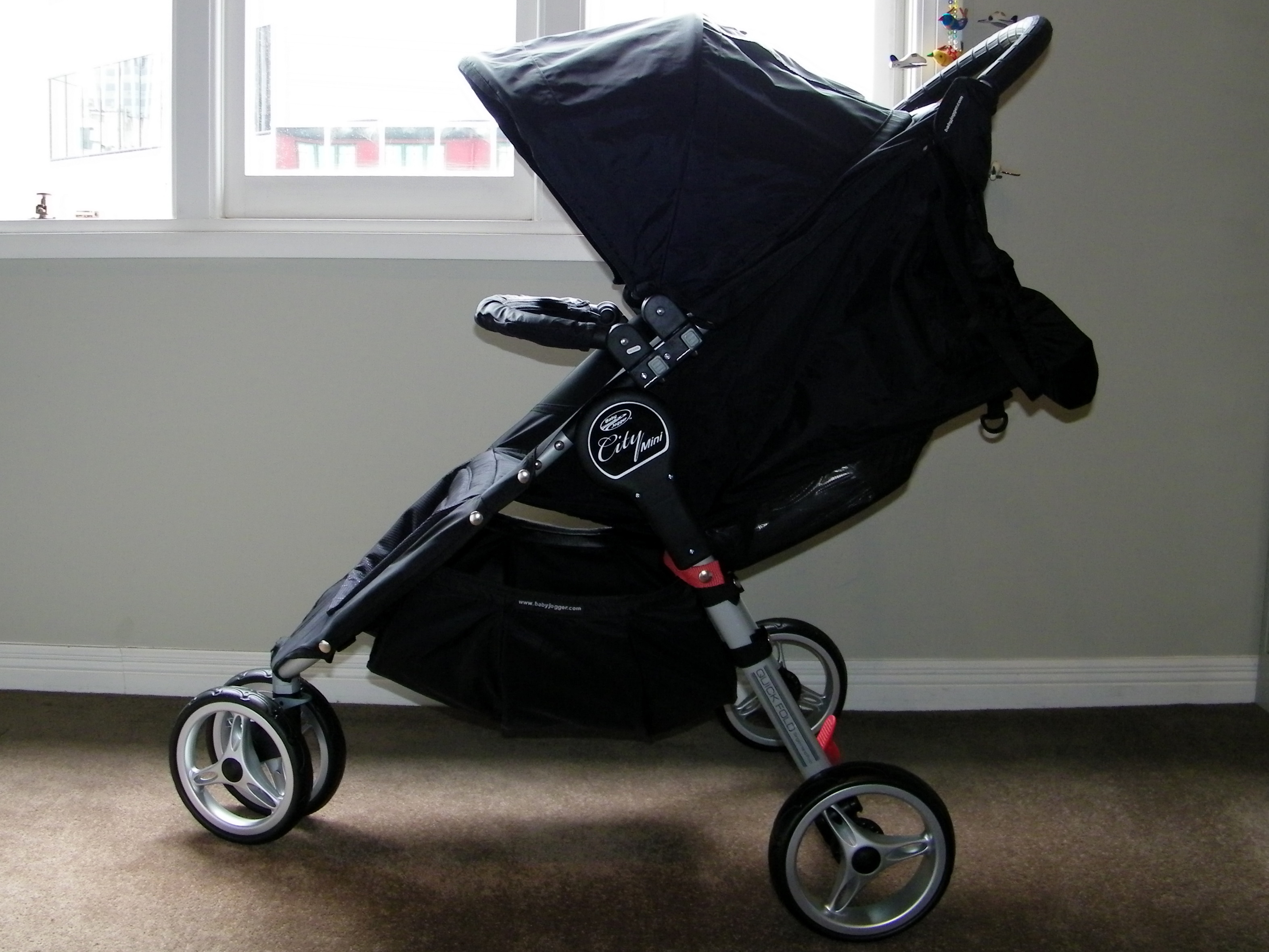 The Stroller Practically Perfect