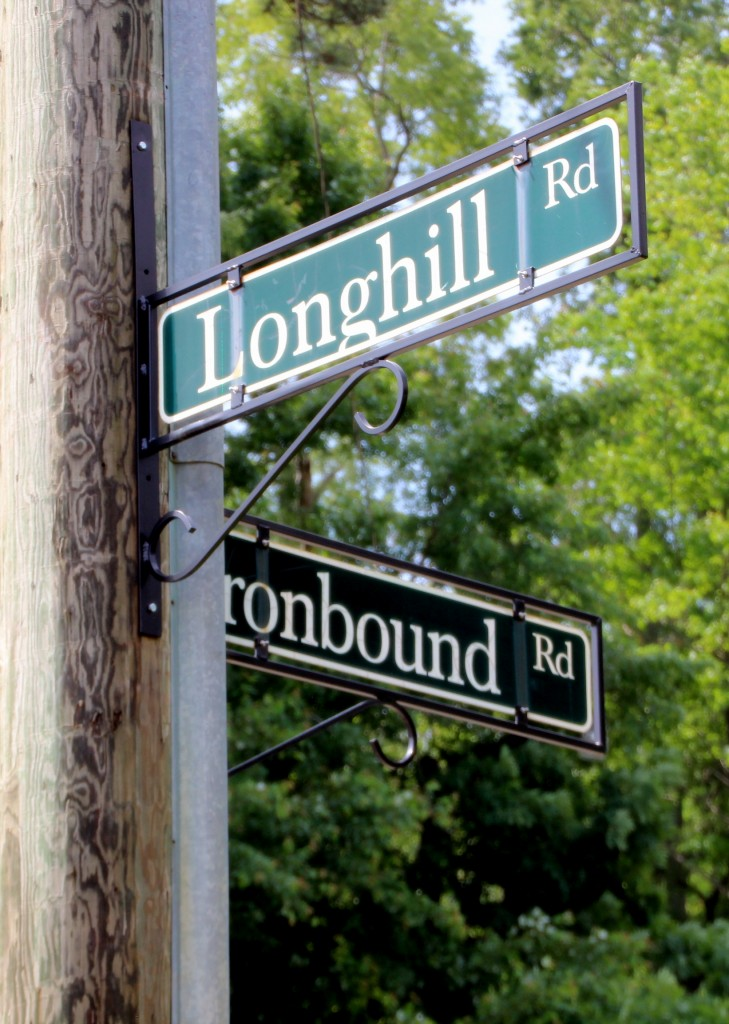 Longhill and Ironbound Road - Williamsburg, VA